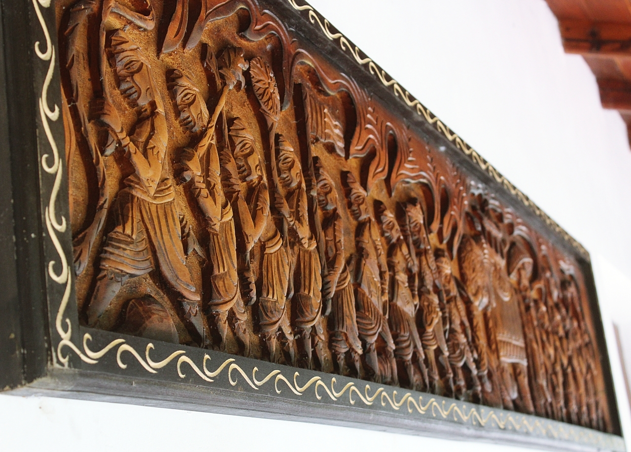 Kurunegala Ridi Viharaya Carvings