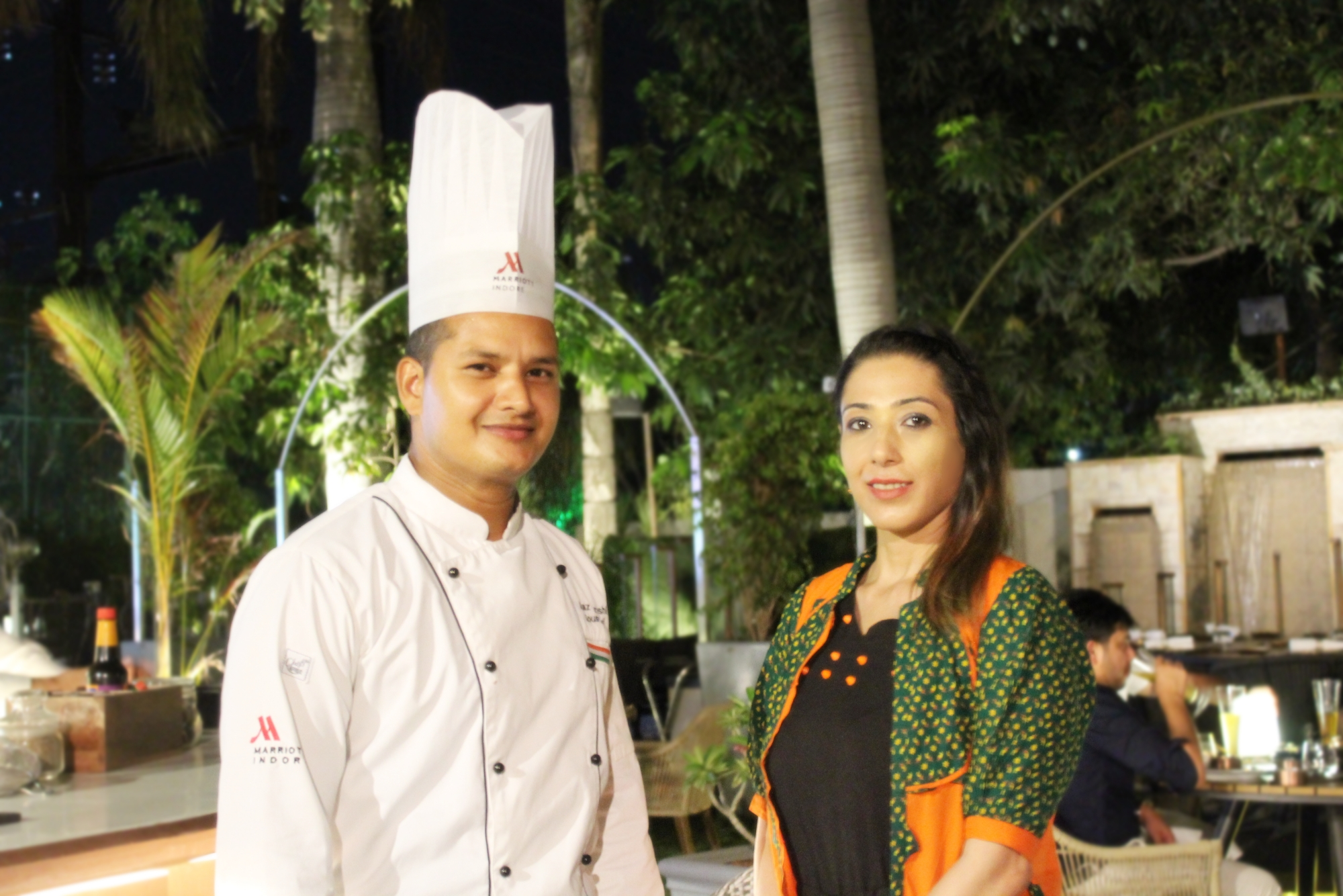 Chef Ajaz Qureshi 54 Praangan