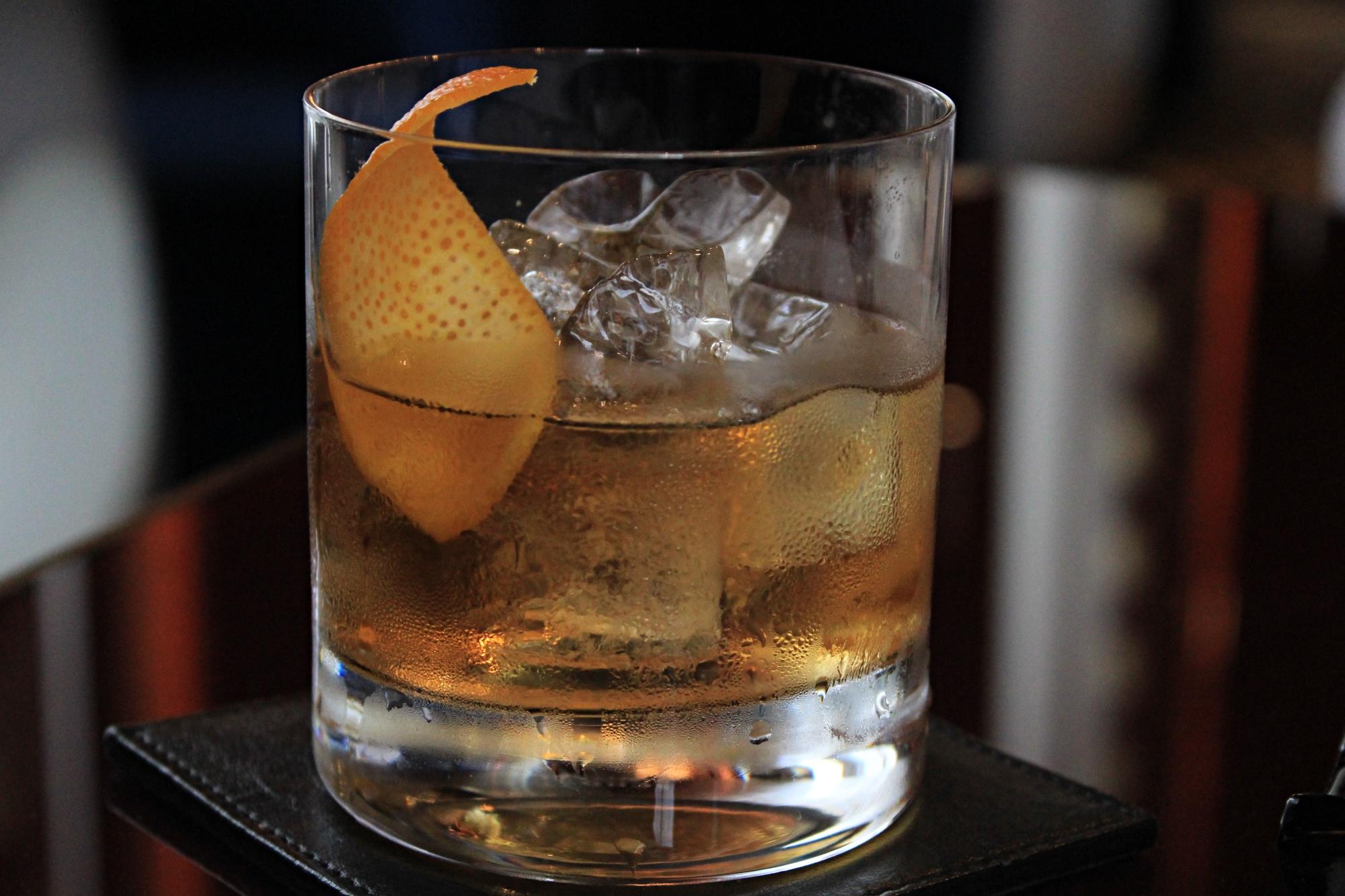 Hemant Oberoi Whiskey Sour