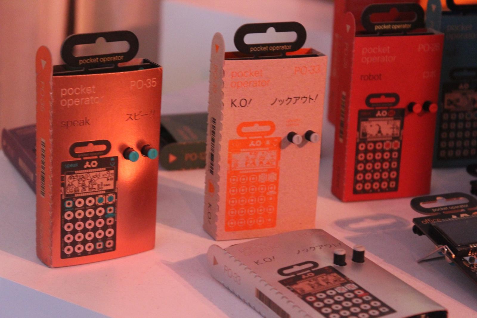 Pocket Operator Swedish Style Mumbai