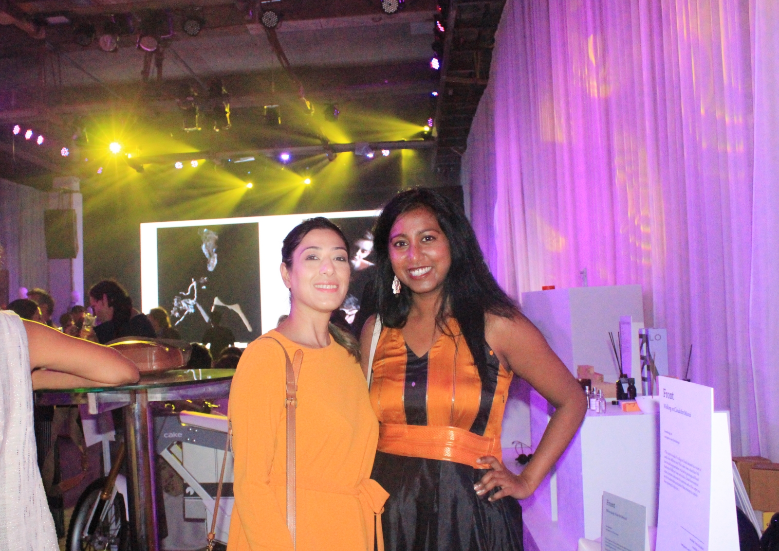 Ruth Rani Dolla with Veidehi Gite at Swedish Style Mumbai
