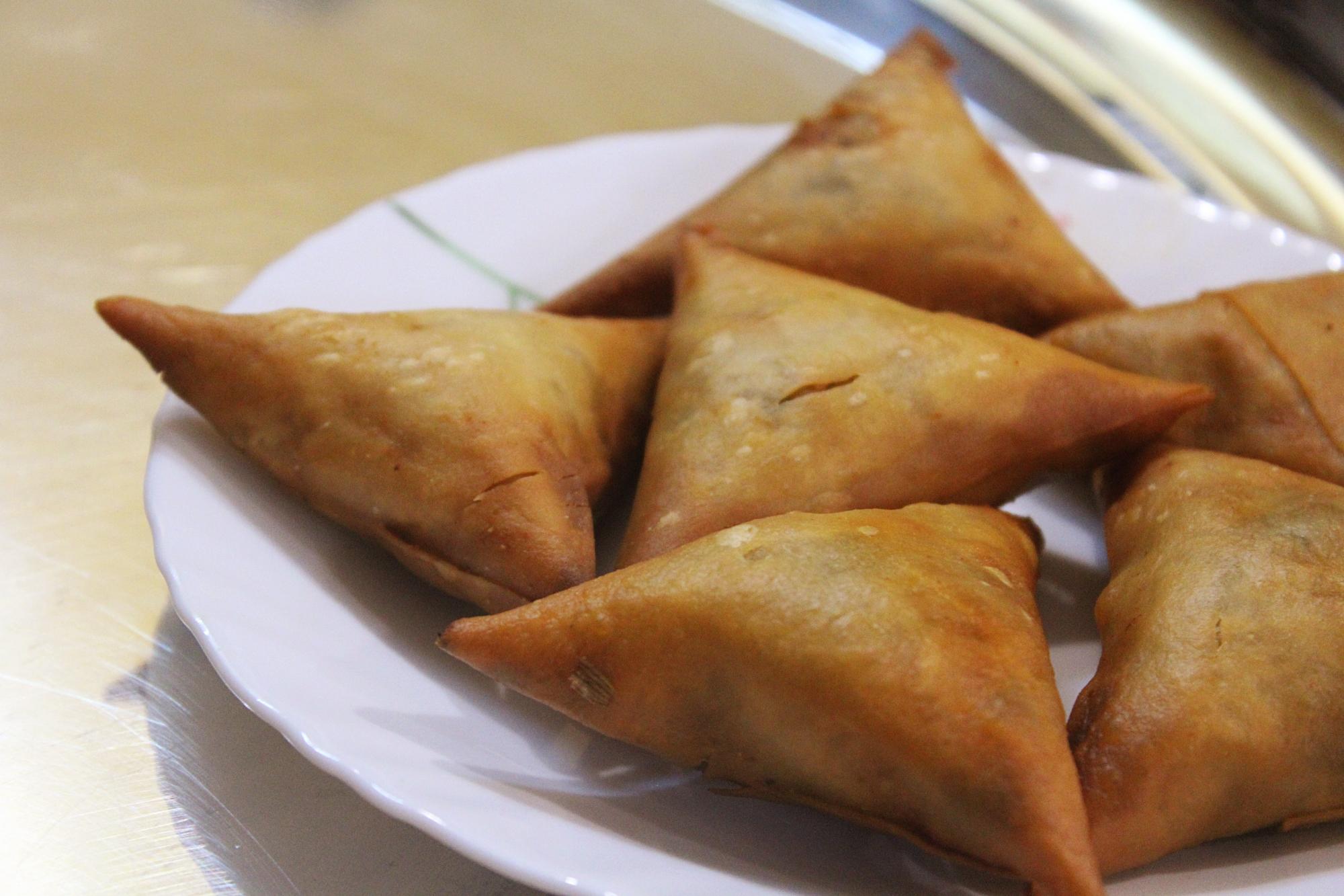 The Bohri Kitchen Mutton Keema Samosas