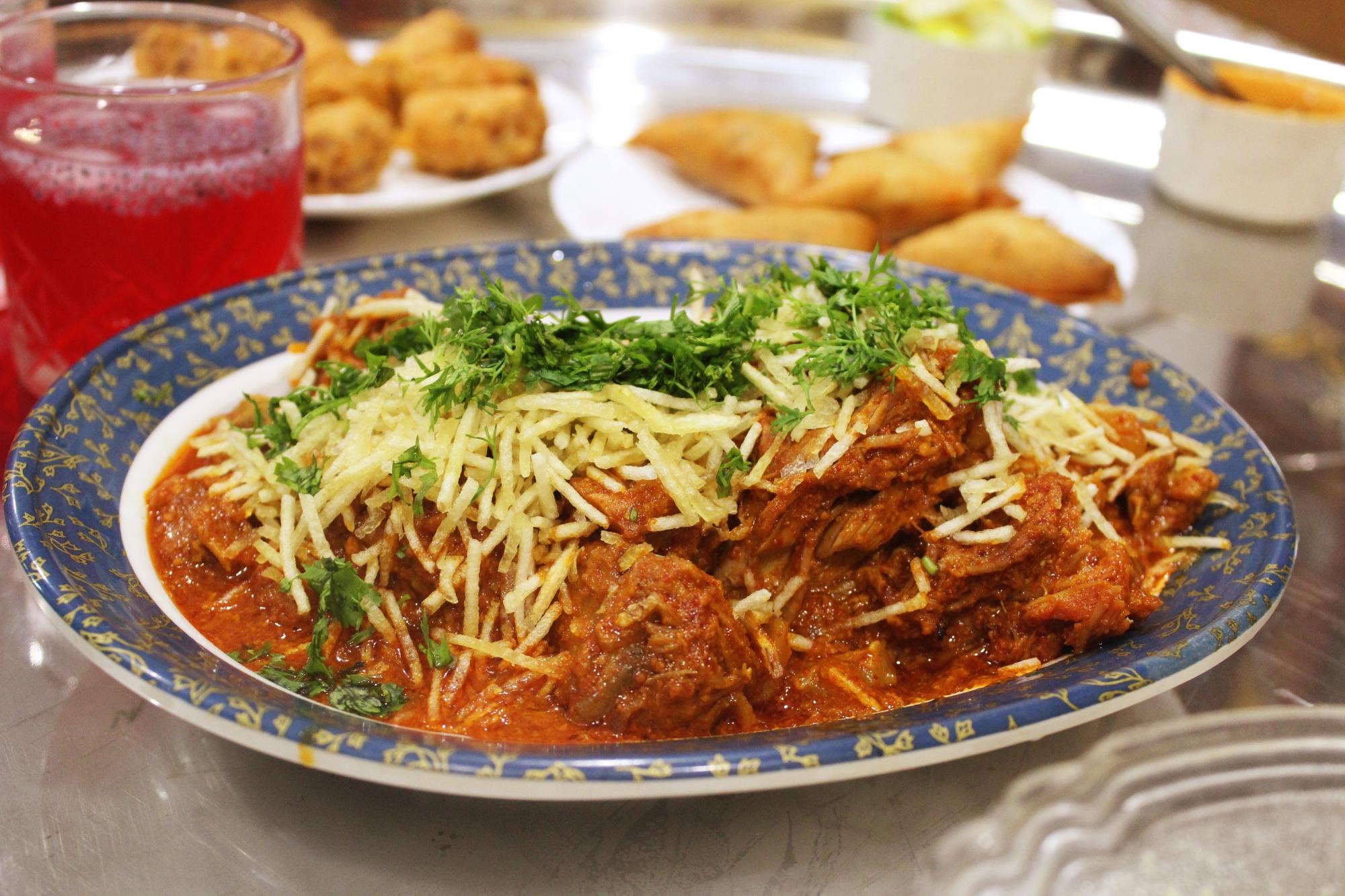 The Bohri Kitchen Raan Masala