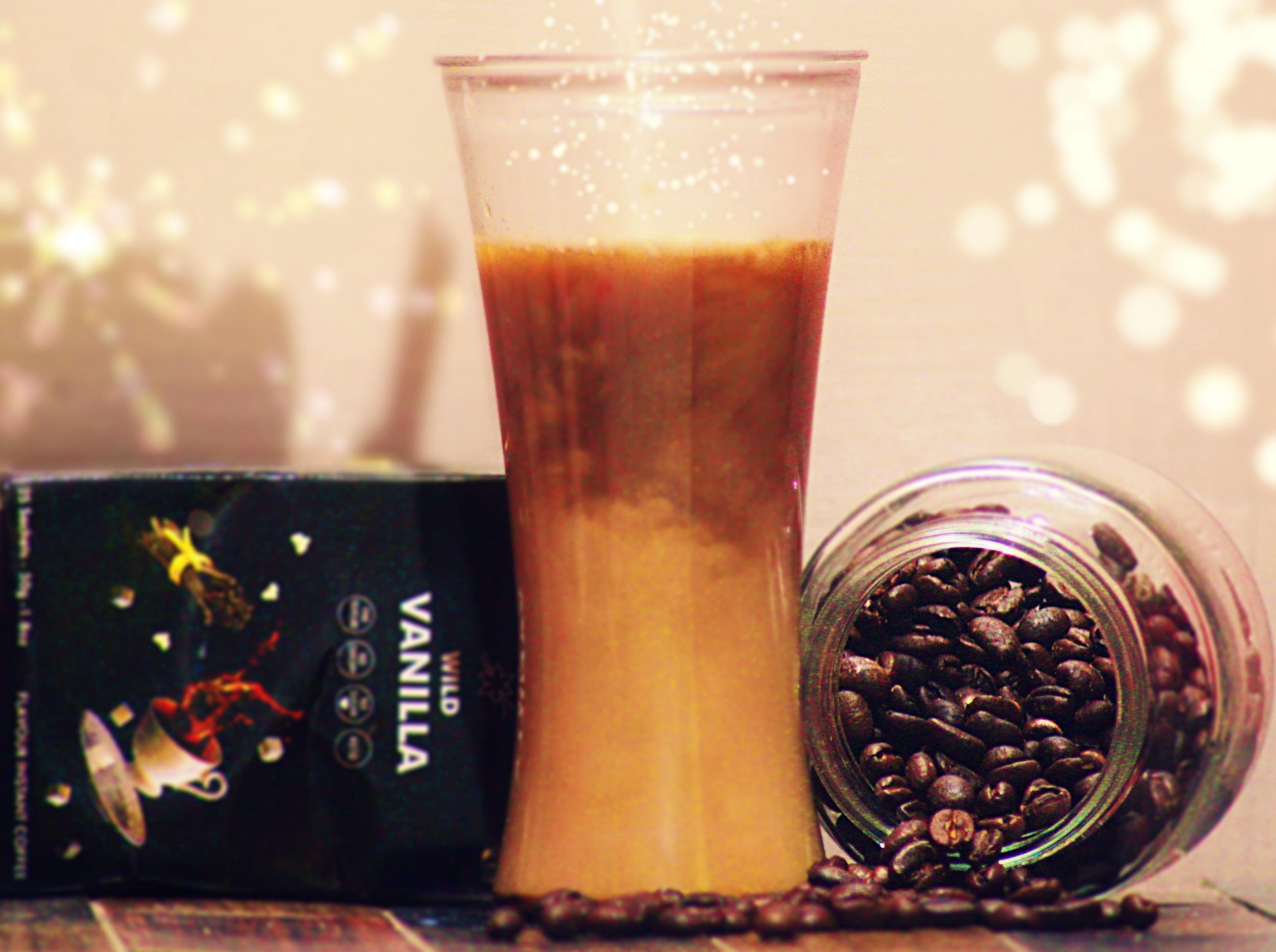Colombian Brew Wild Vanilla Coffee