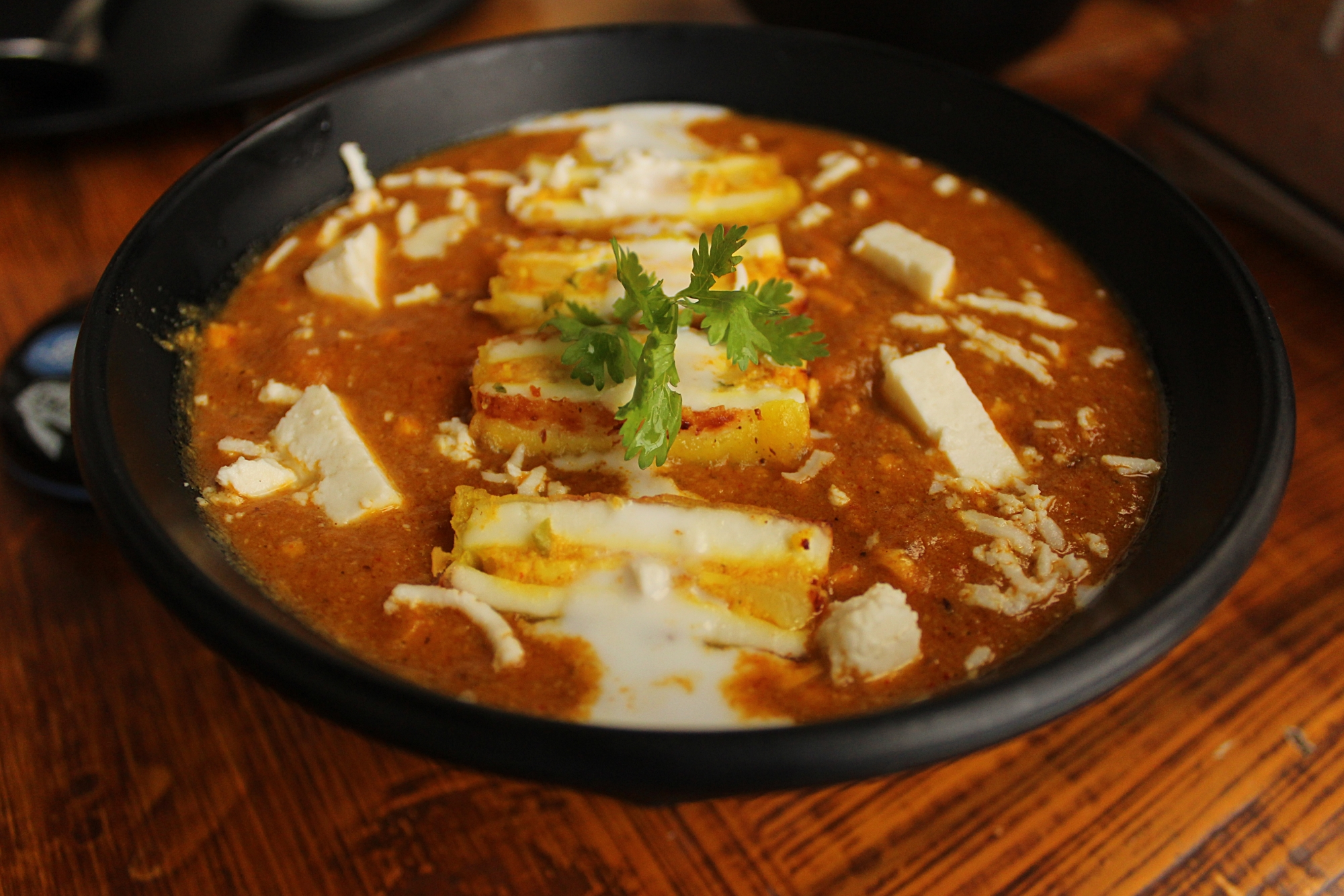 The Monroe Cafe Lababdar-E-Paneer