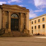 Christiansborg Palace Neoclassical Architecture
