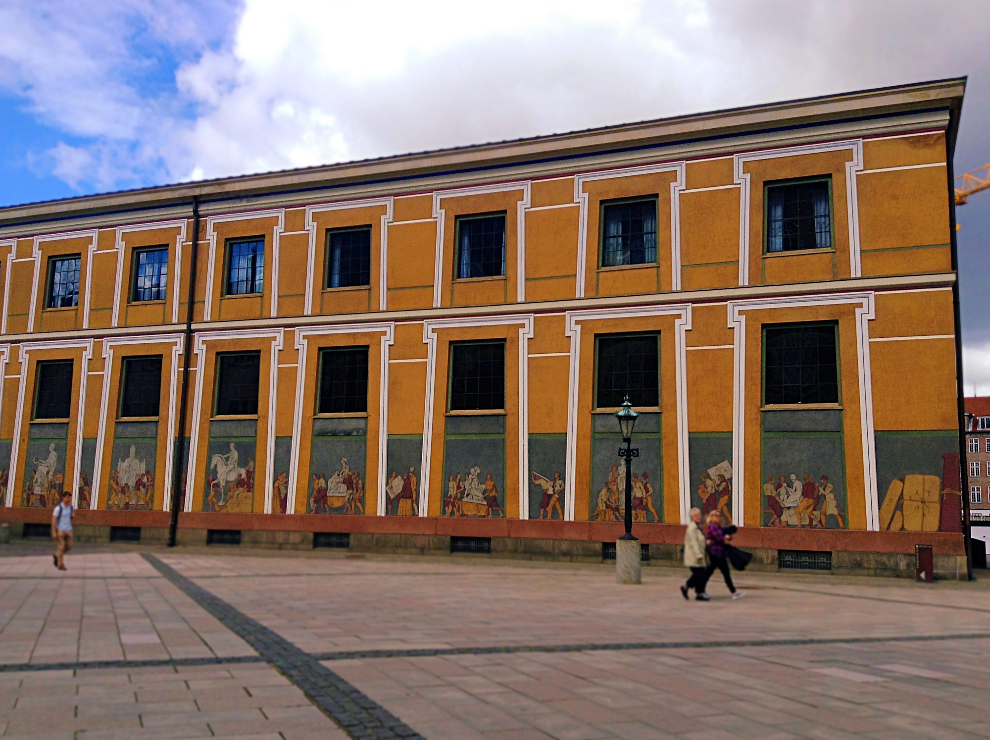 Christiansborg Palace Baroque Architecture