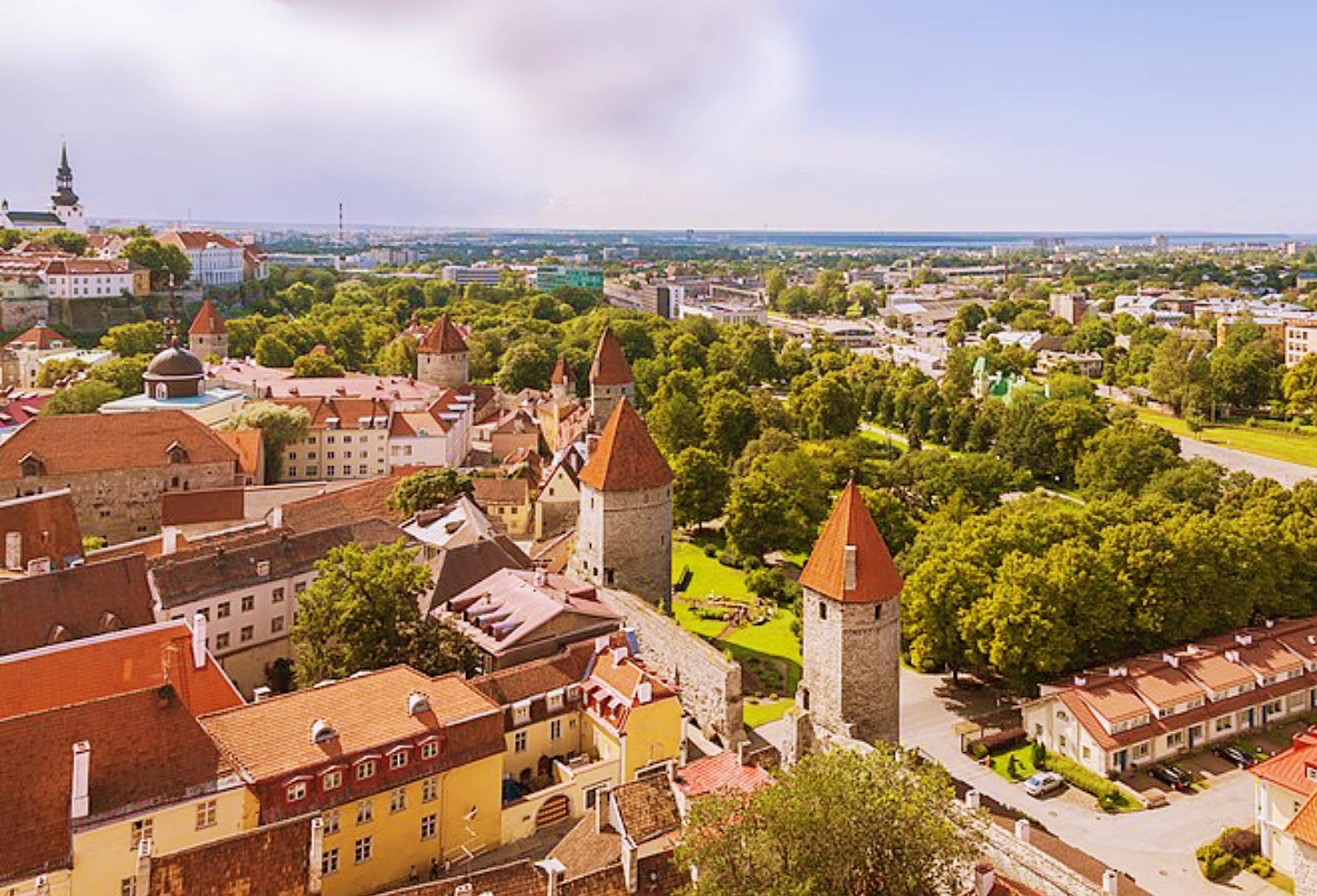 Tallinn First Trip