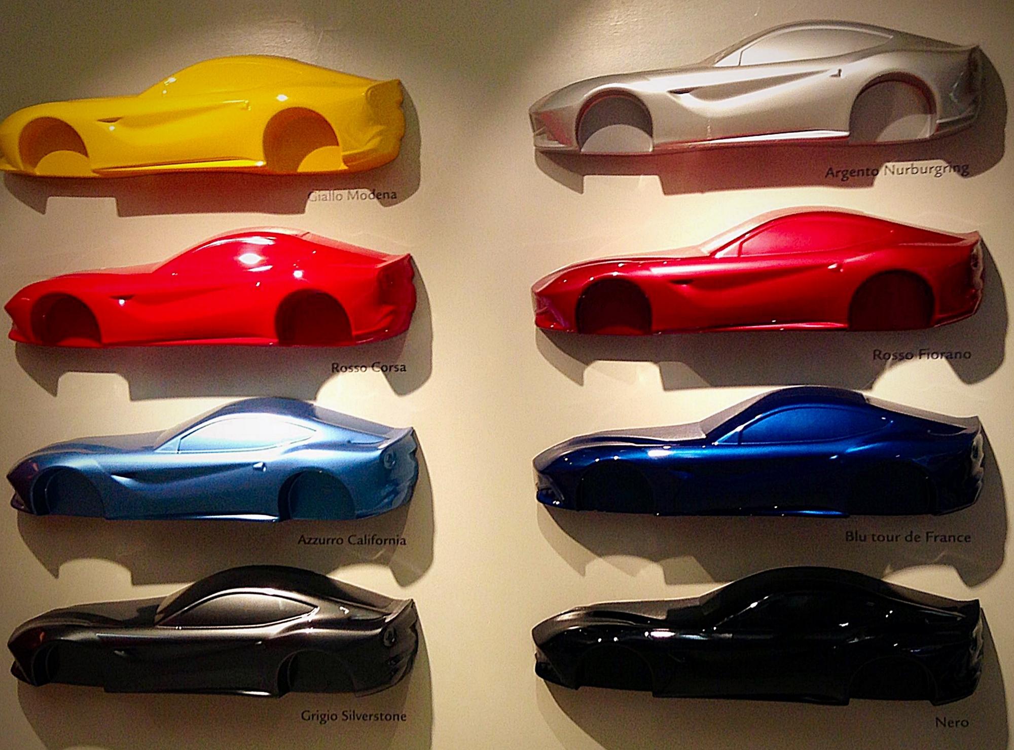 Ferrari Museum DifferentCars