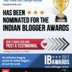 Indian Blogger Awards