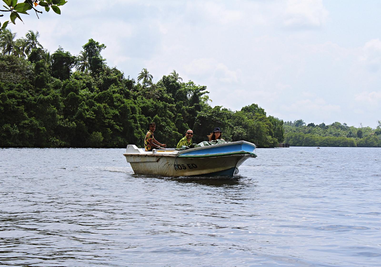 Bentota River Boat Ride