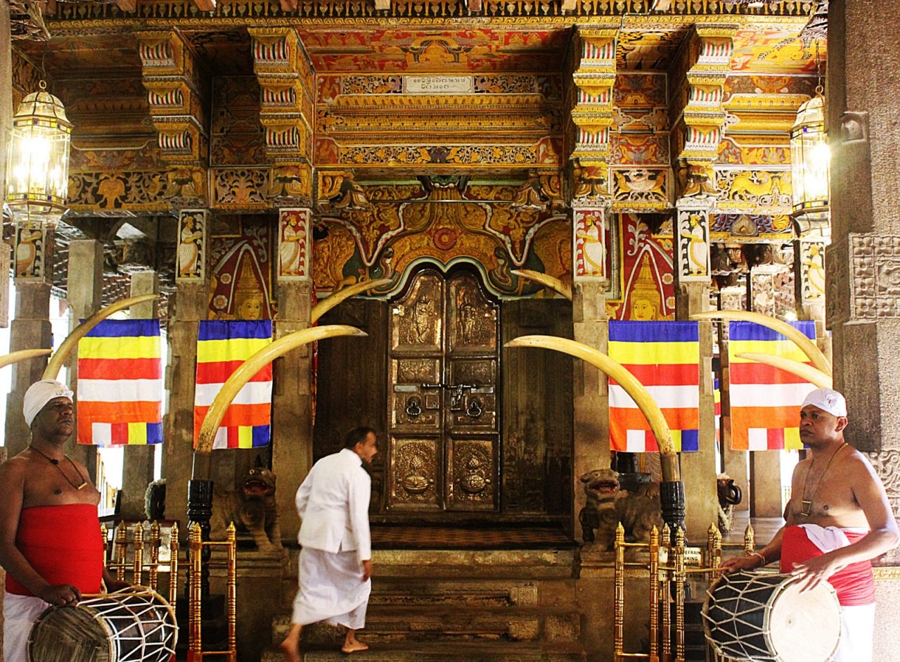 Kandy Temple of Tooth Relic