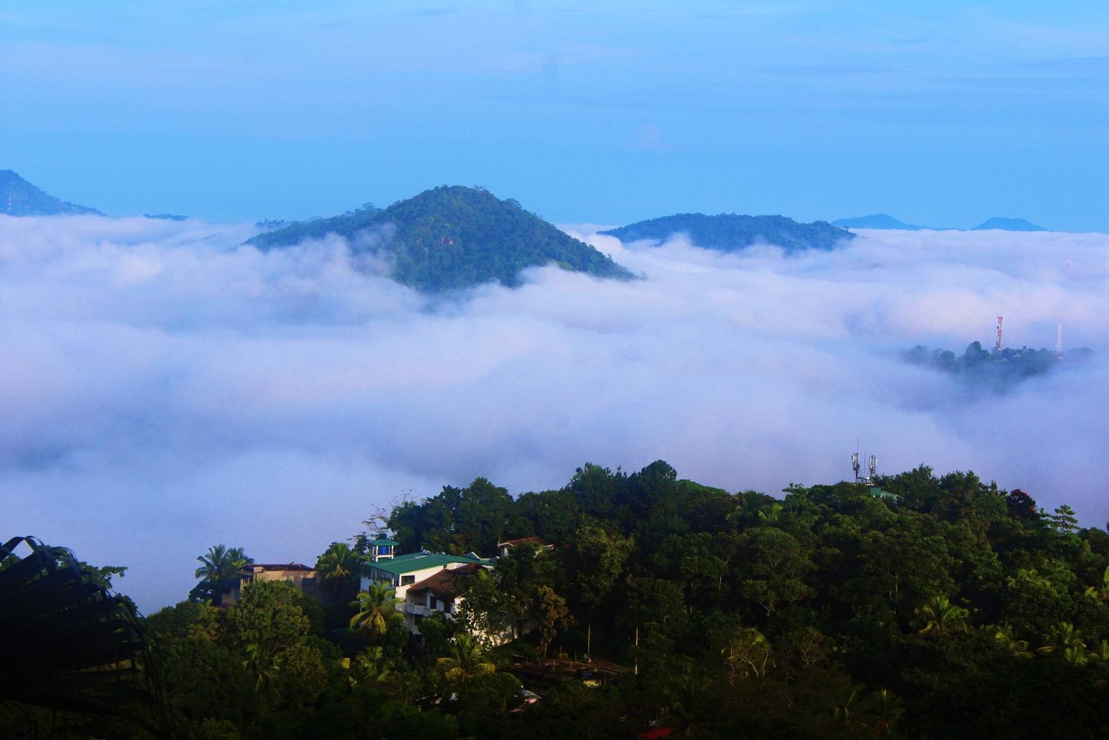 Amaya Hills Resort Morning