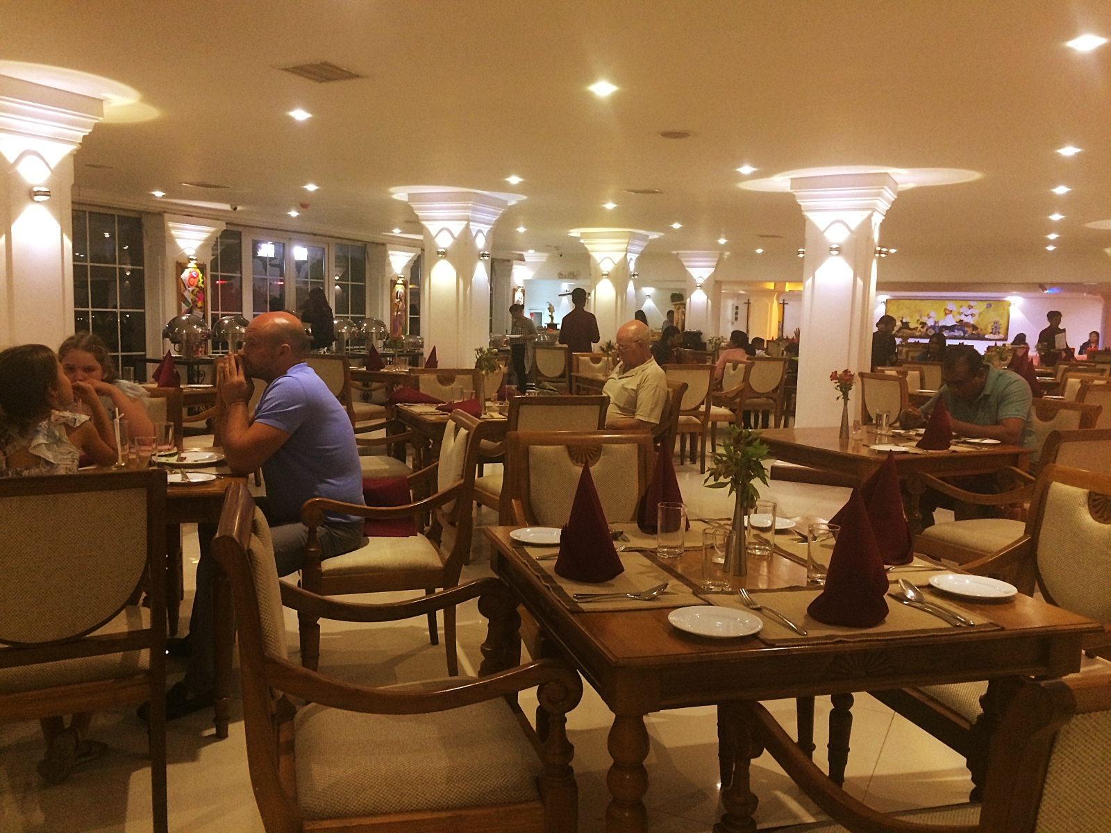 Araliya Glen Fall Restaurant