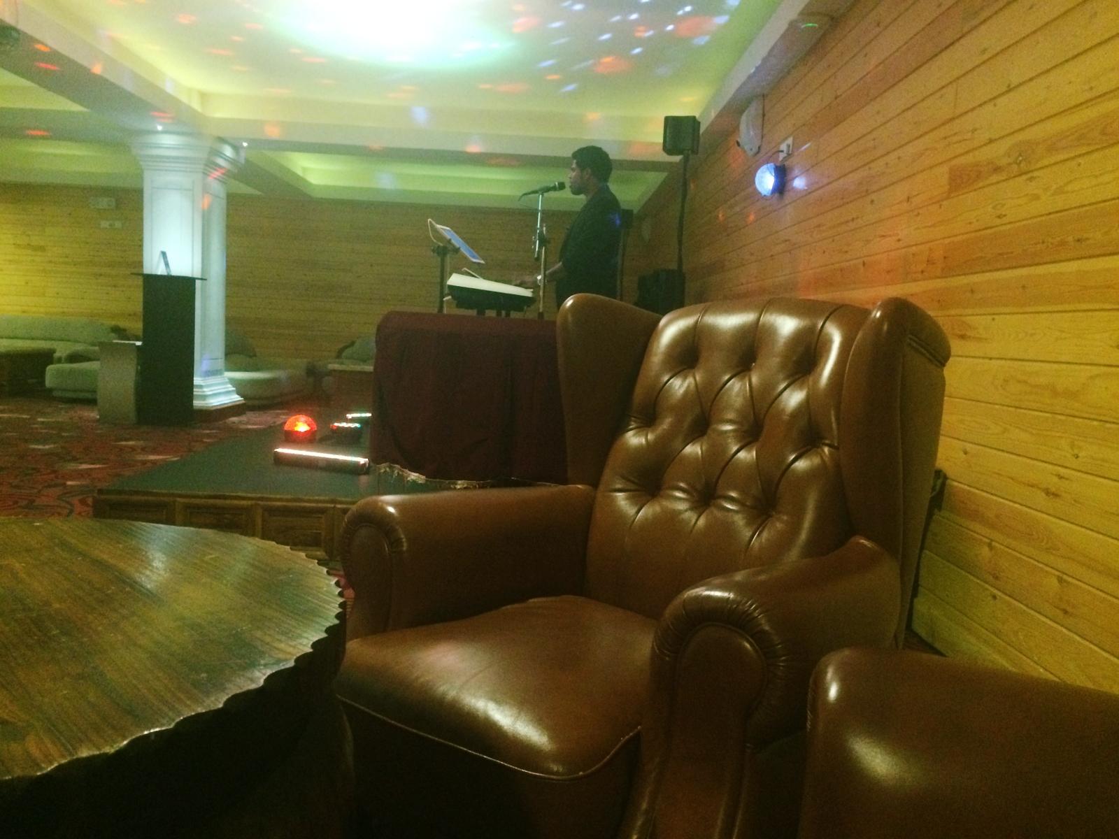 Araliya Green Hills Resort Bar