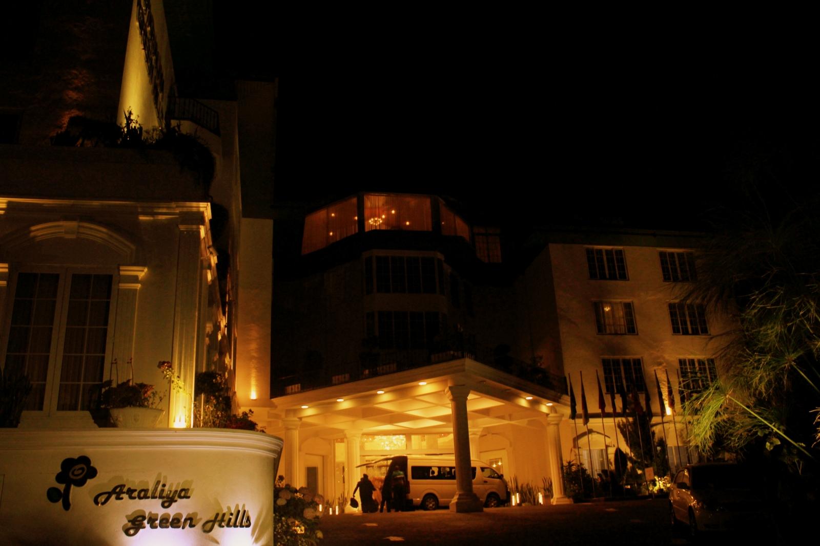 Araliya Green Hills Resort