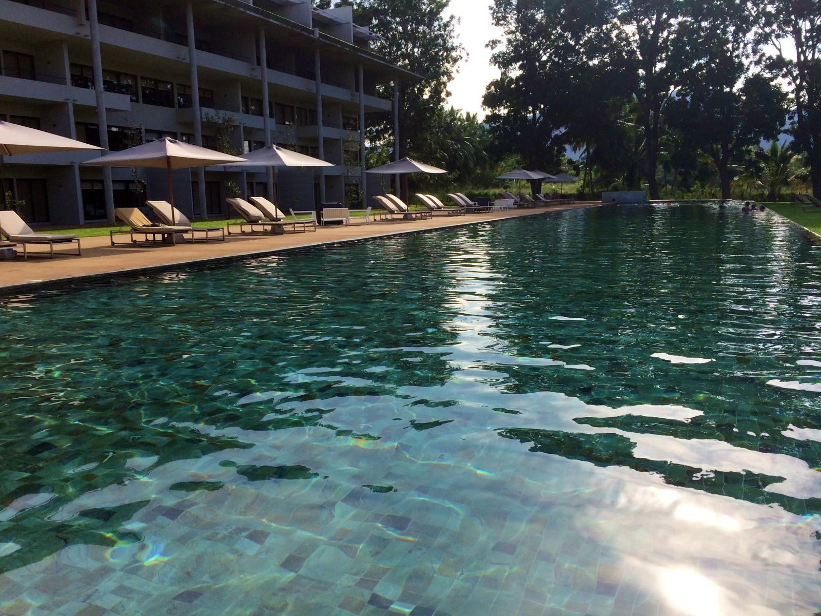 Jetwing Lake Swimming Pool