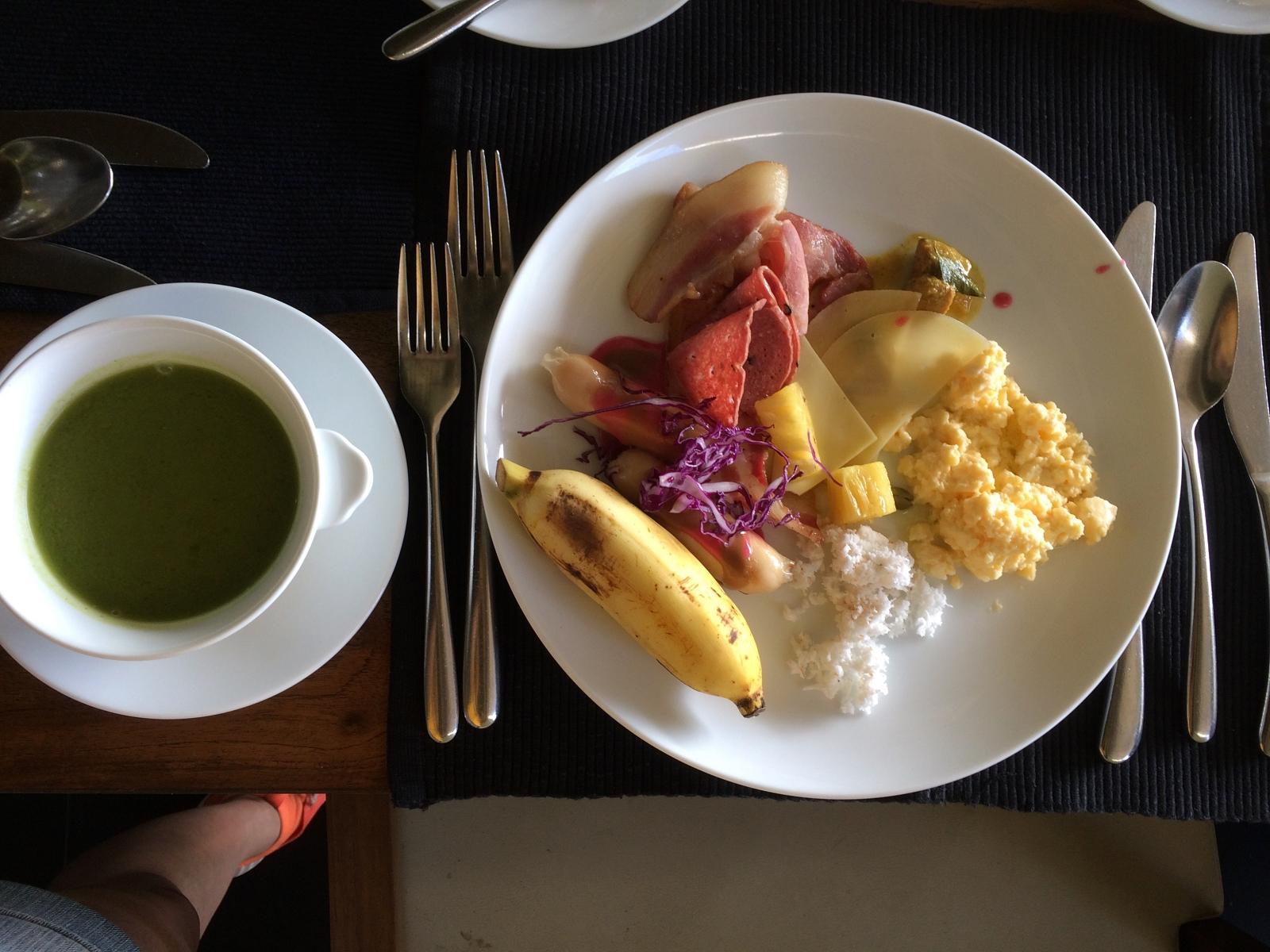 Jetwing Lake Breakfast