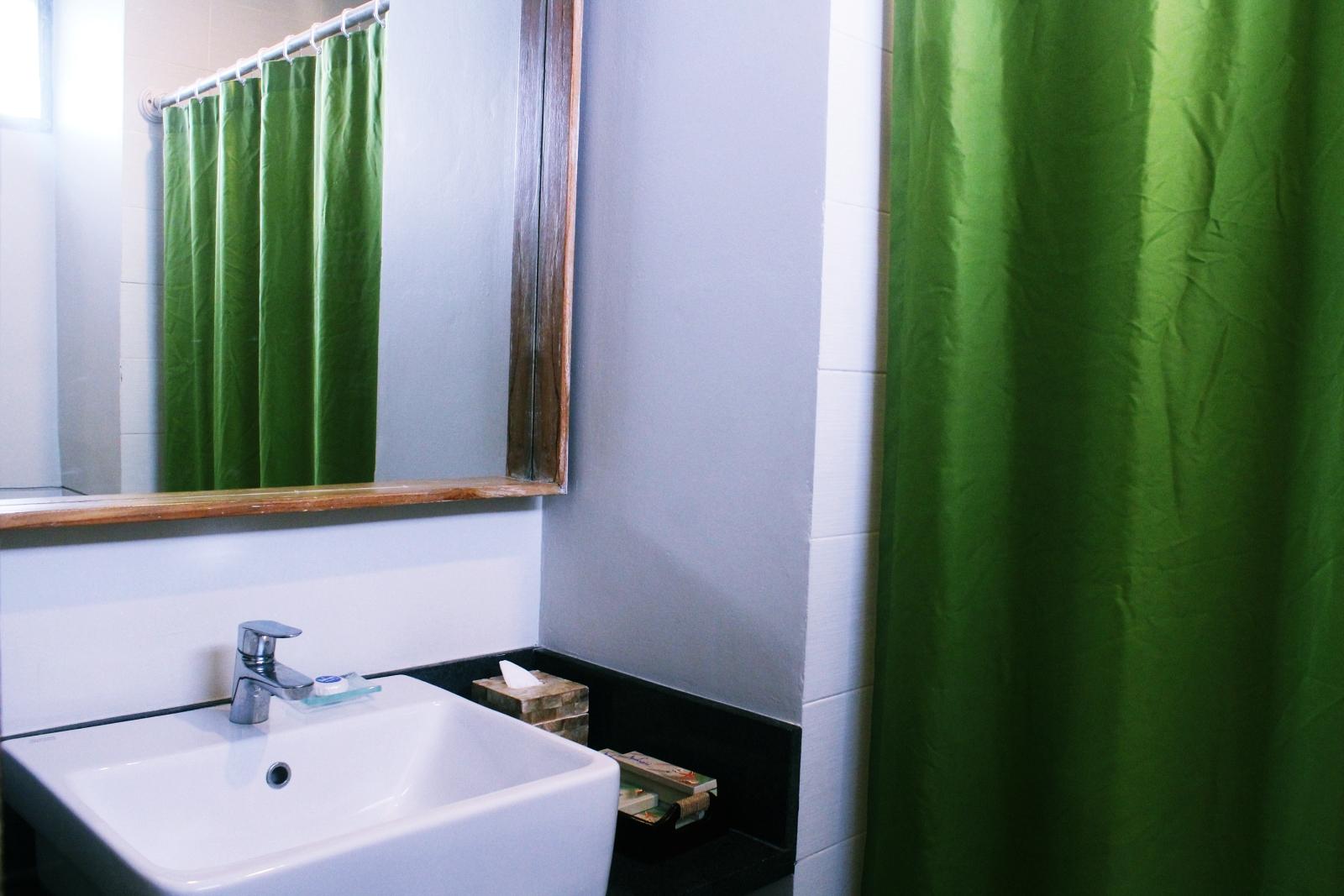 Mahagiri Resort Washroom
