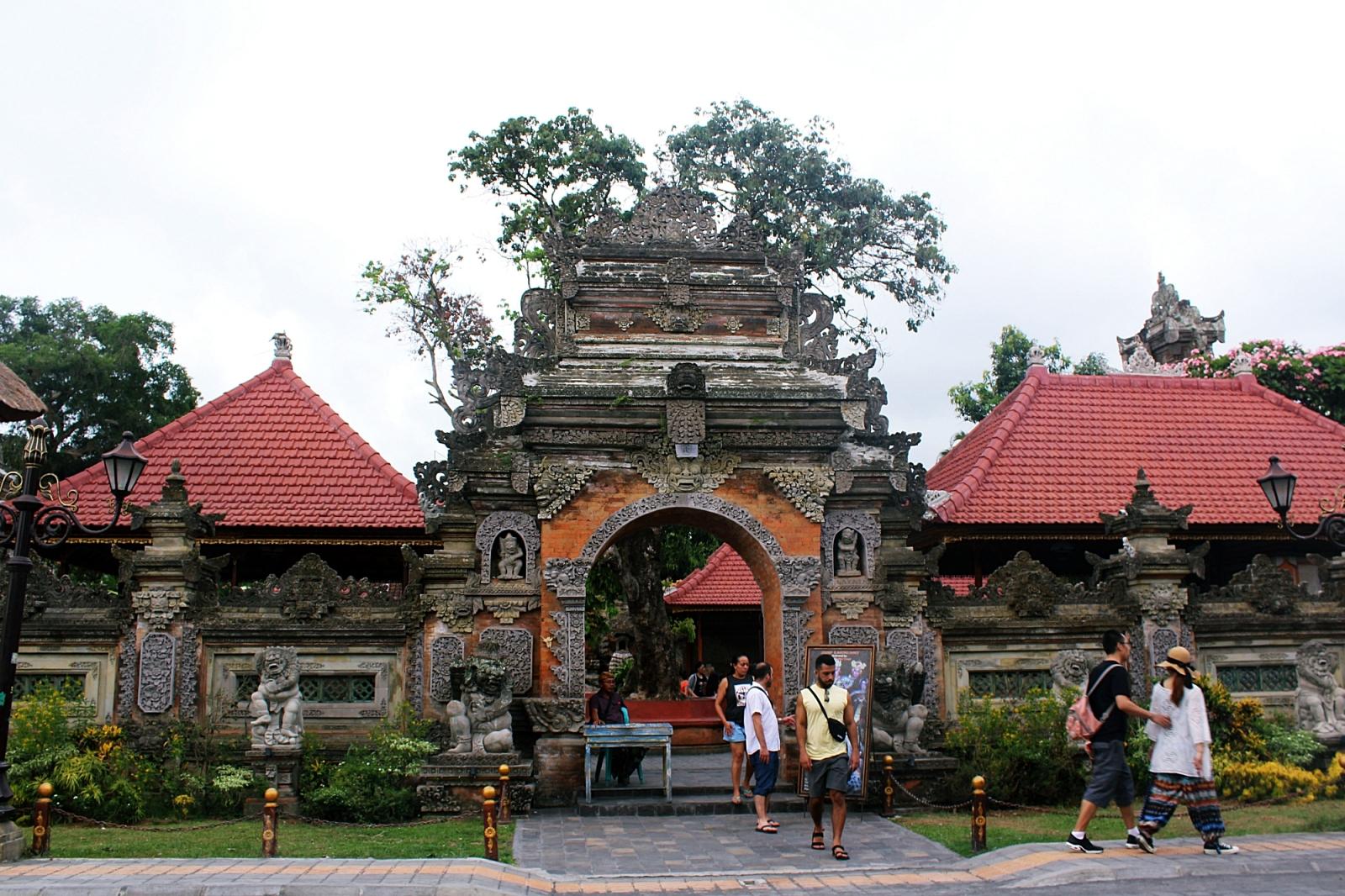 Pura Desa Temple Ubud