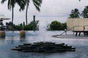 Taj Bentota Pool