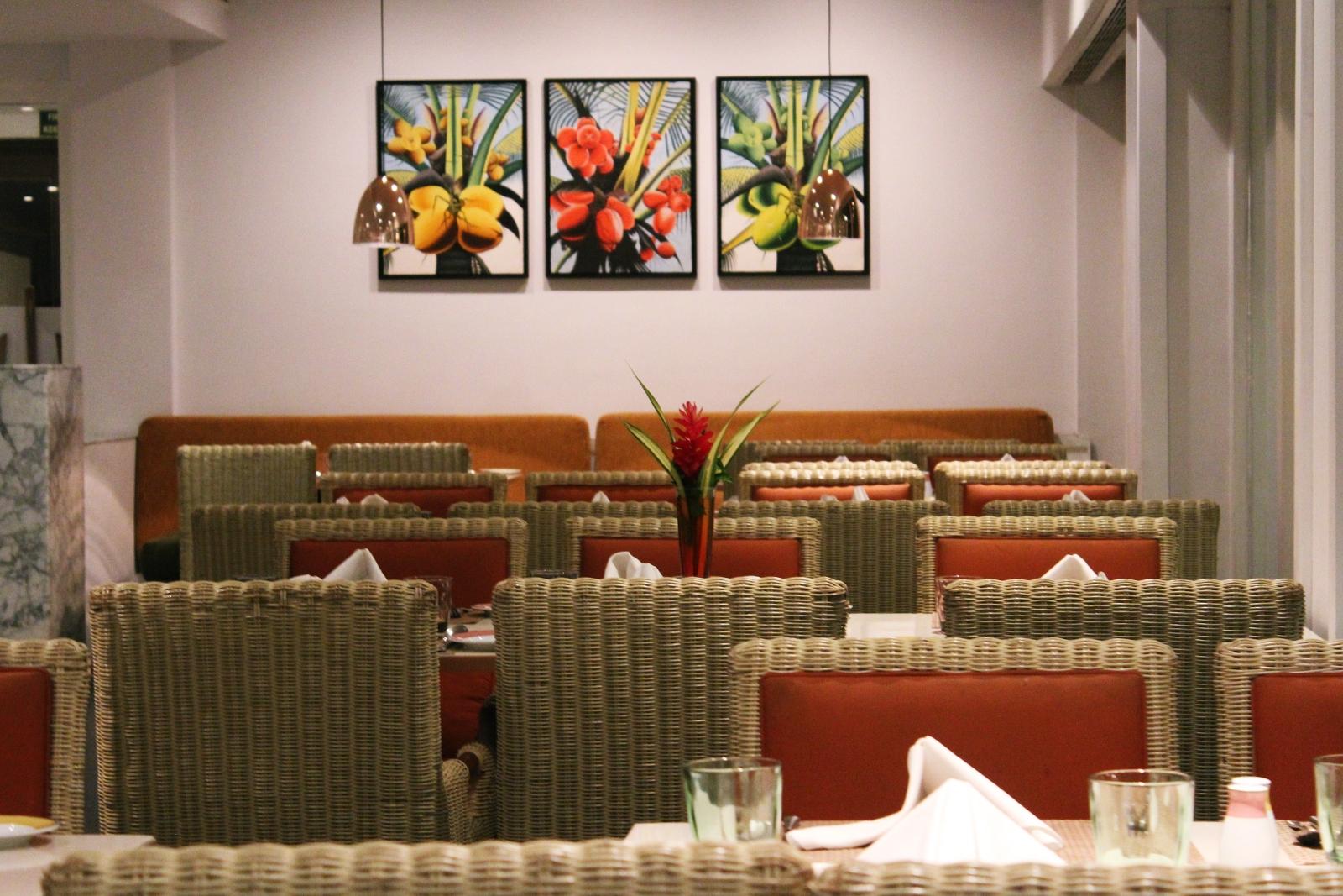Taj Bentota Restaurant