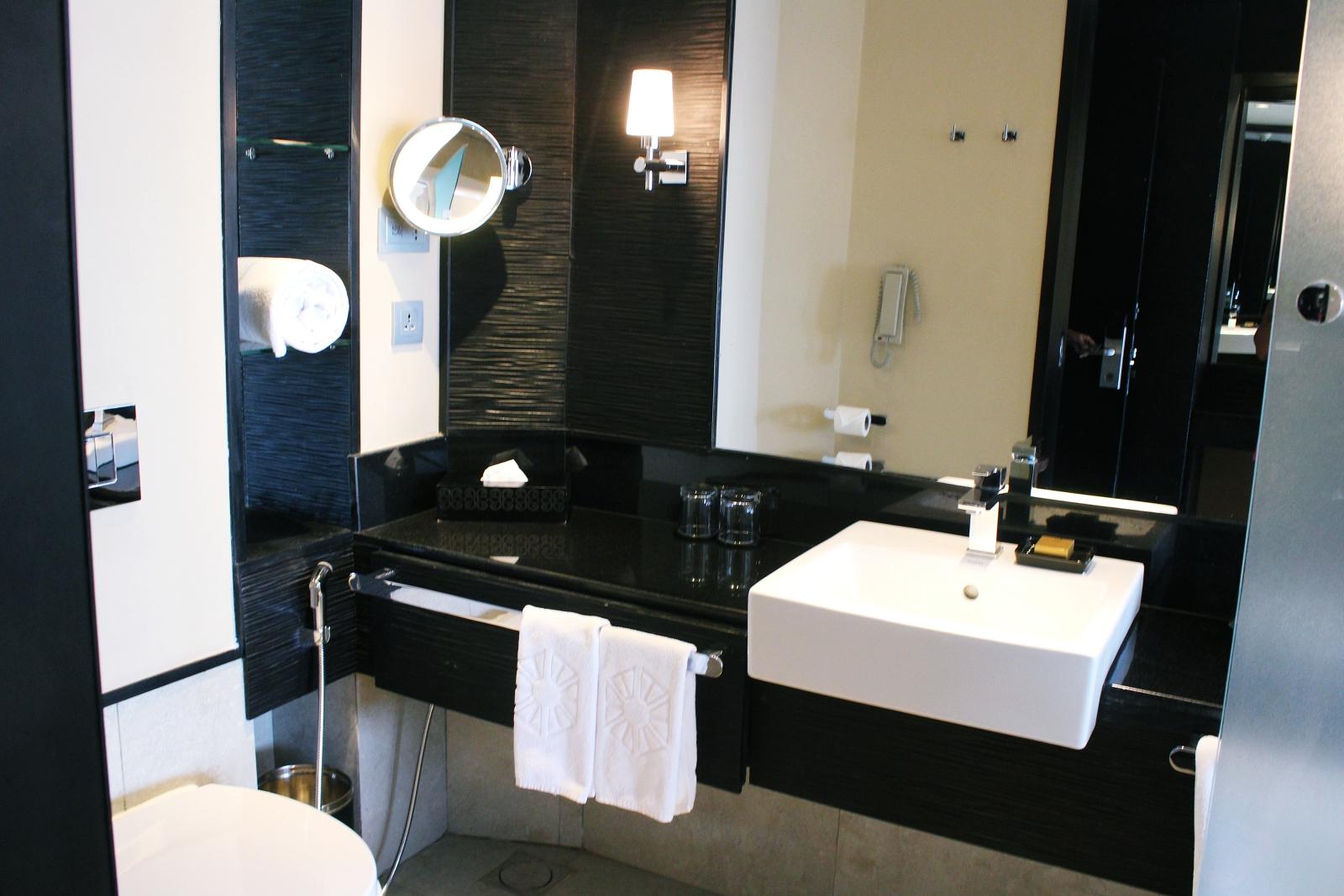 Taj Bentota Washroom