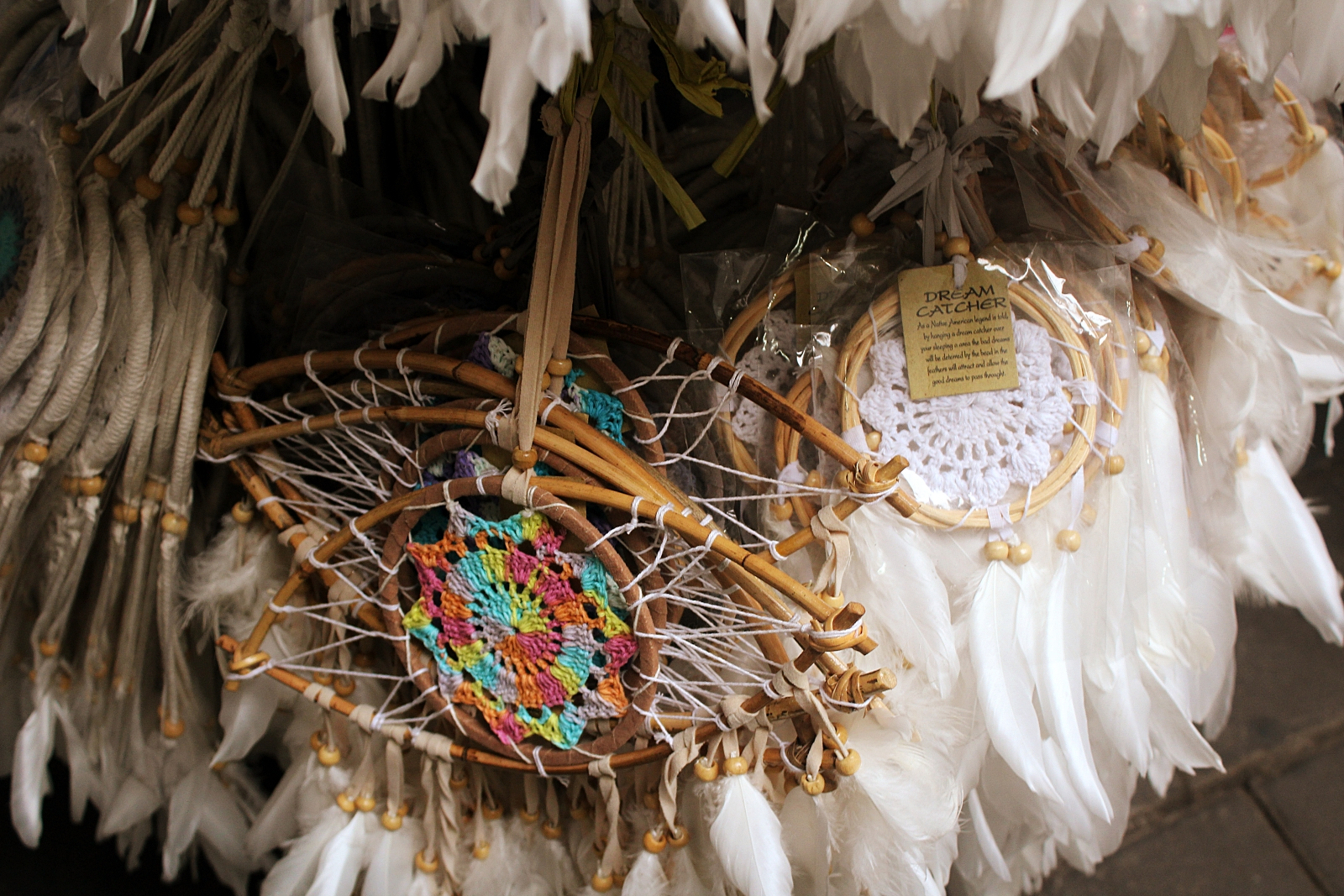 Ubud Art Market Dream Catcher