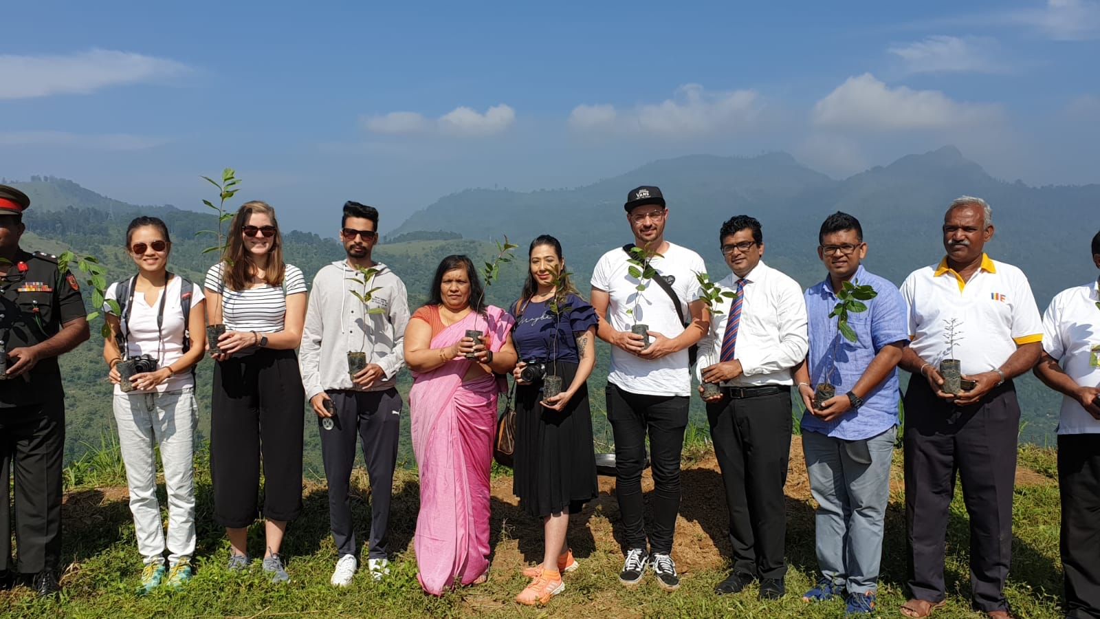 Badulla Plant a Tree Initiative
