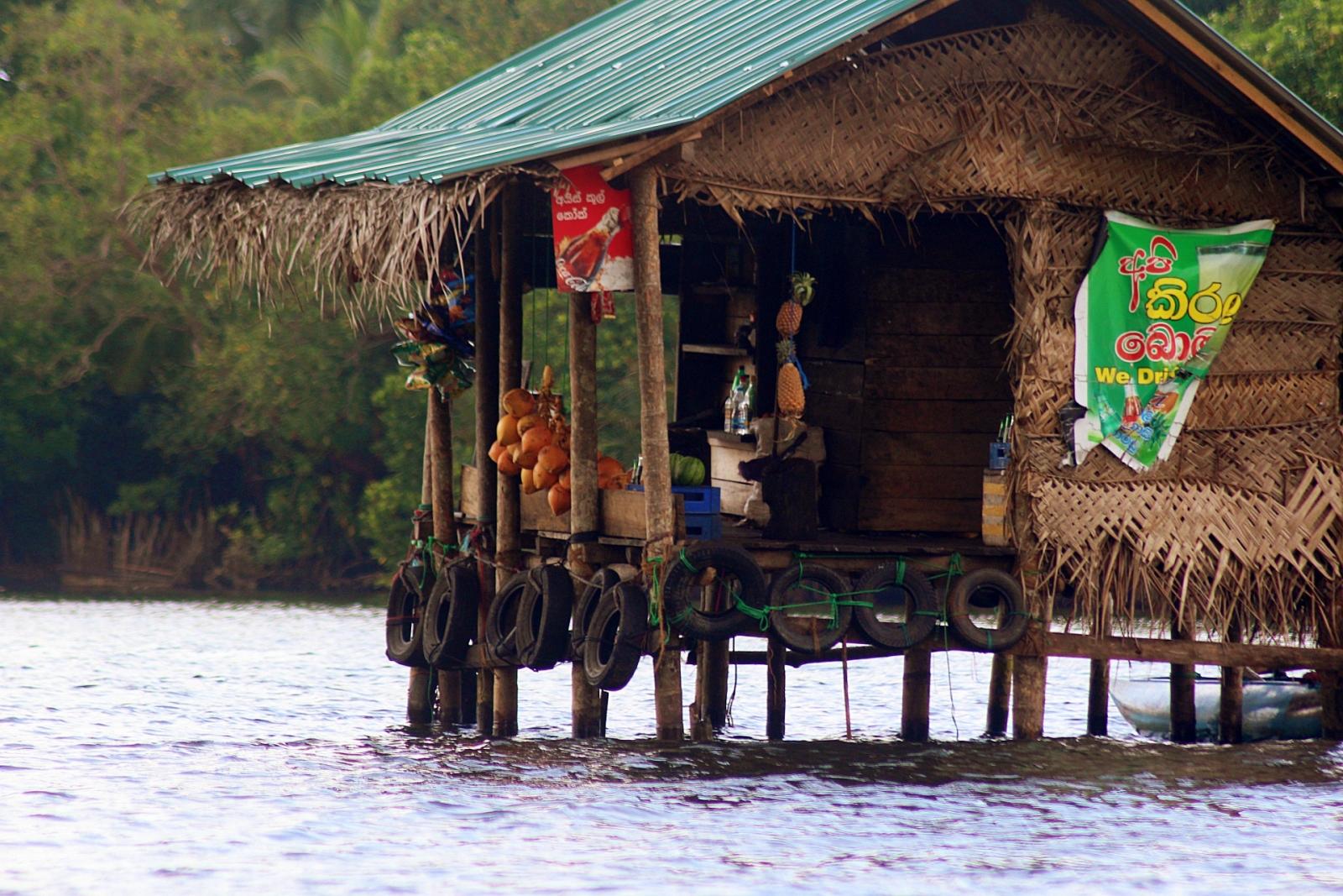 Bentota River Shops