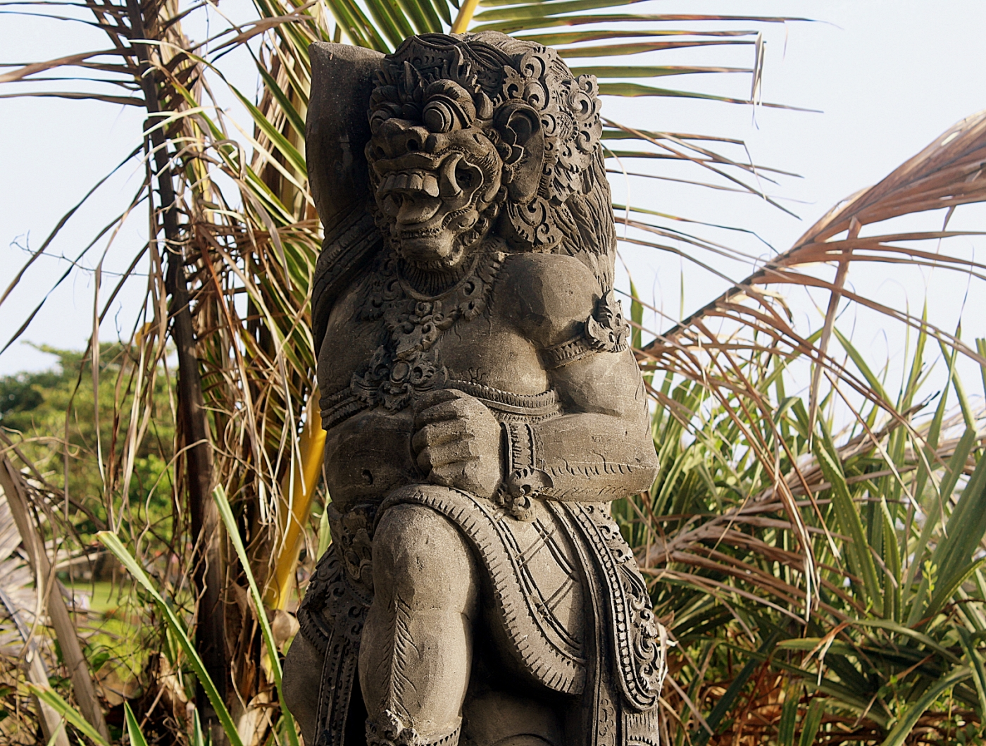 Balinese God Idol