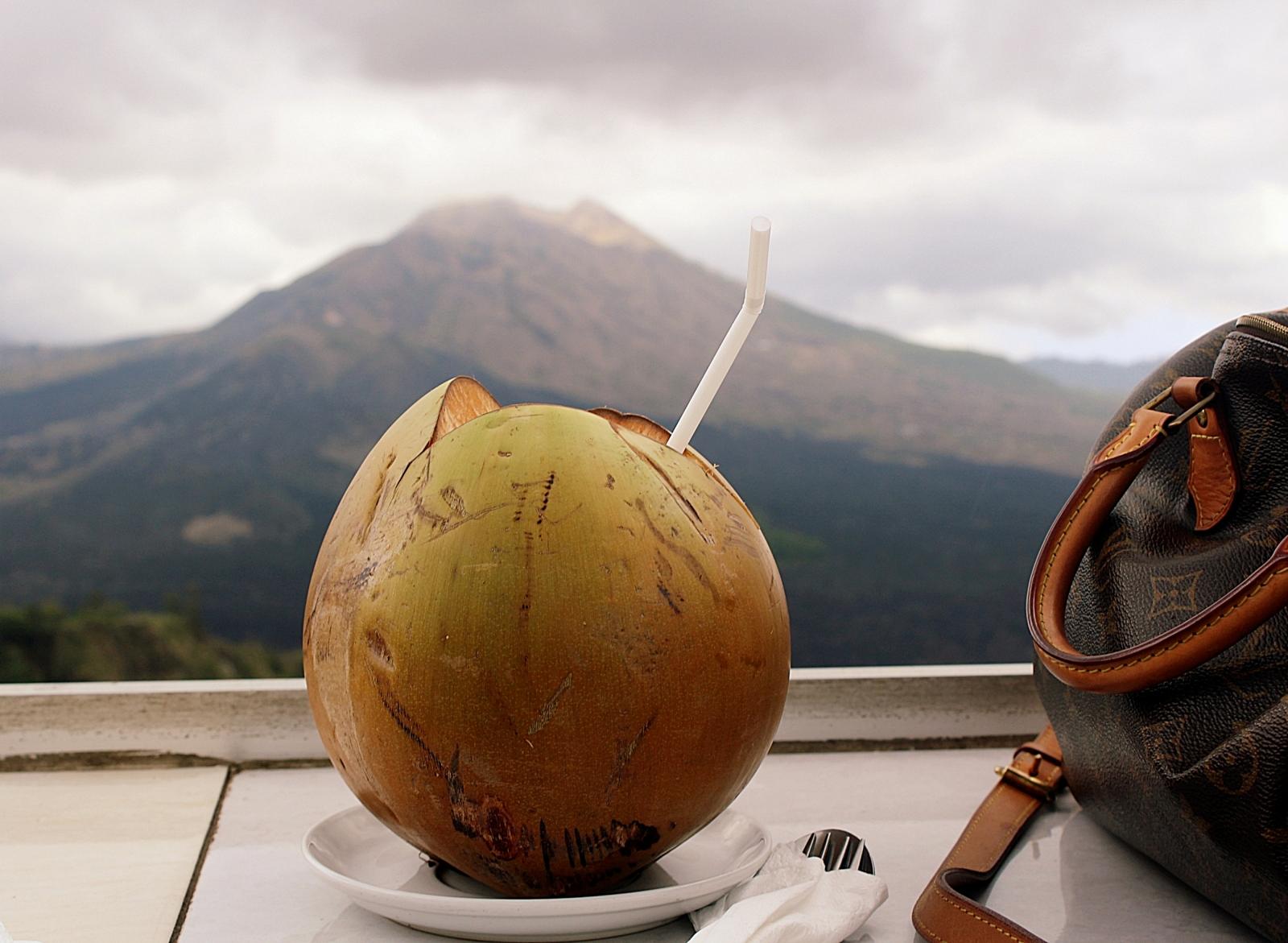 Fresh Coconut Batur Sari Resto
