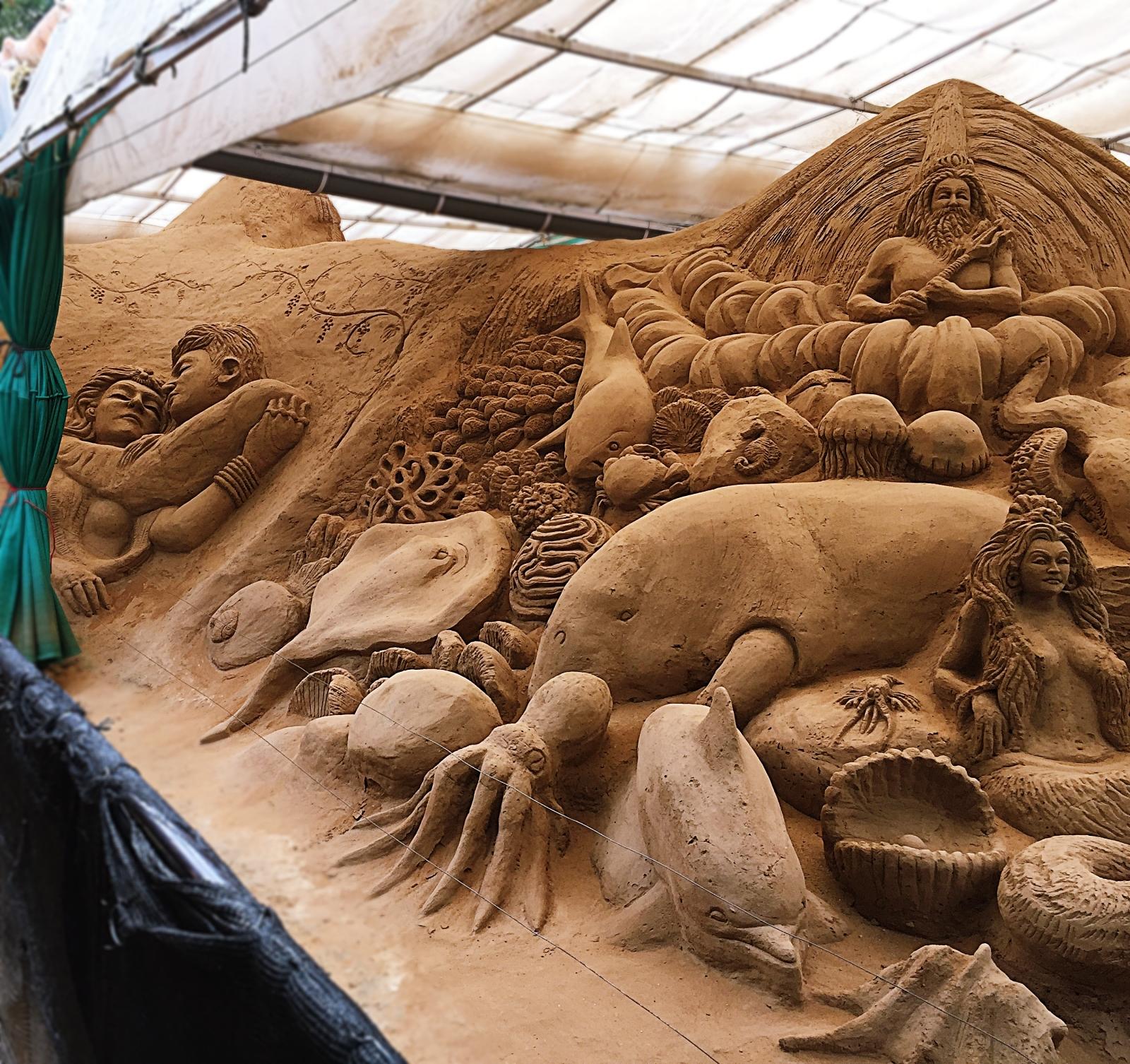 Sand Museum Mysore