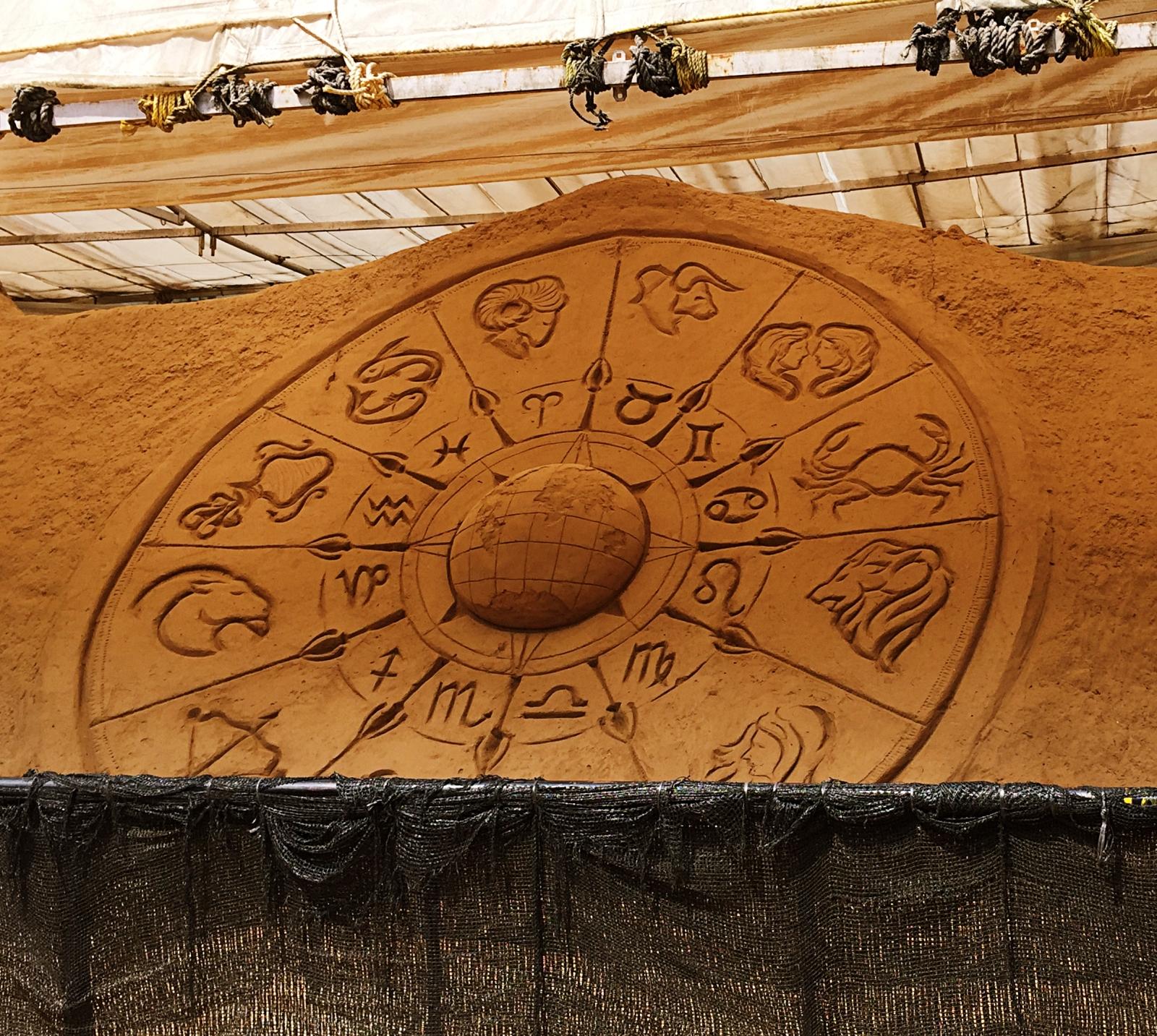 Sand Museum Zodiac