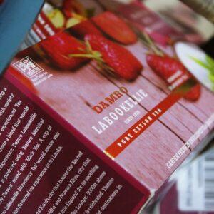 Strawberry Tea Damro Labookellie