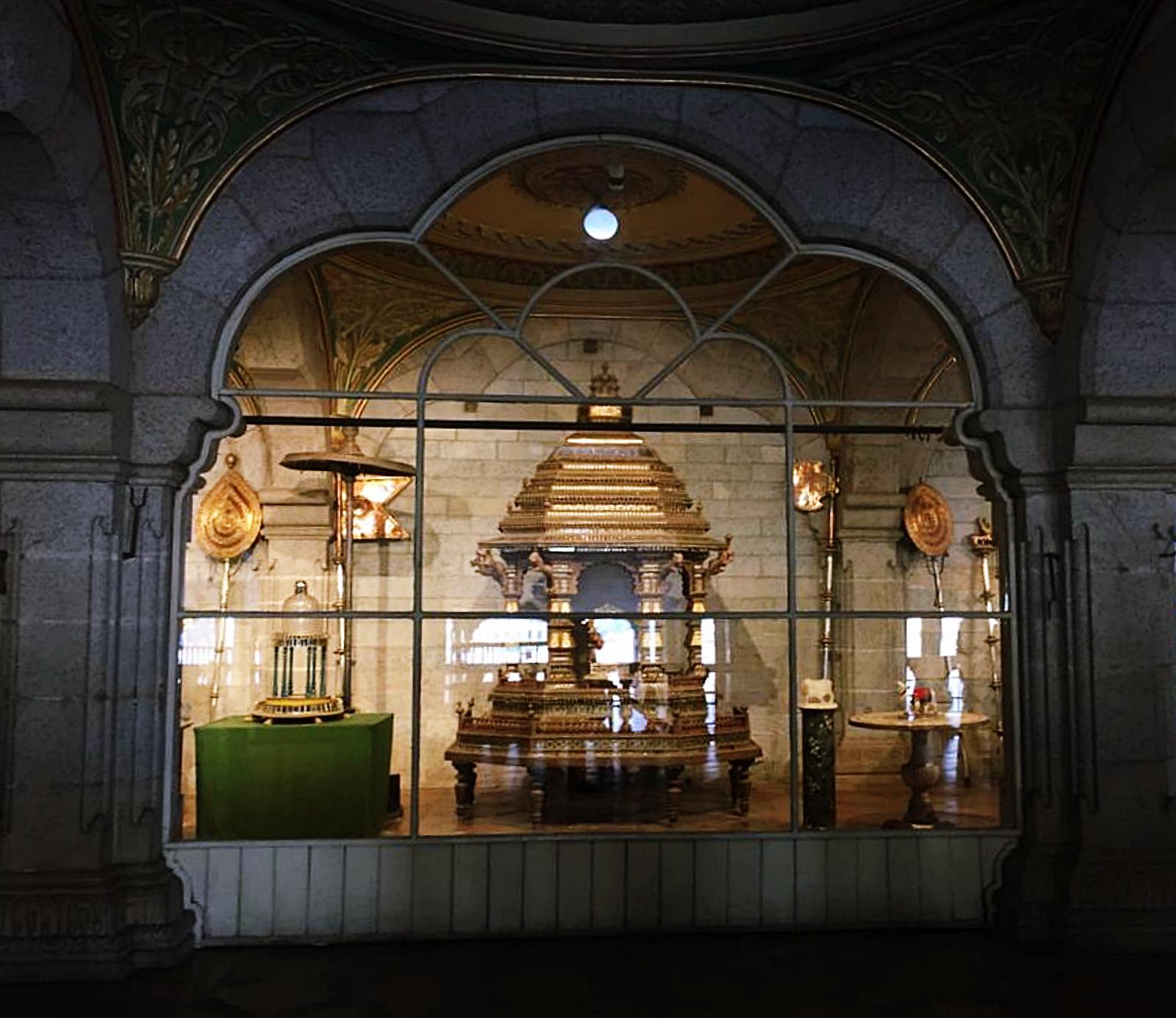 Mysore Palace Tour