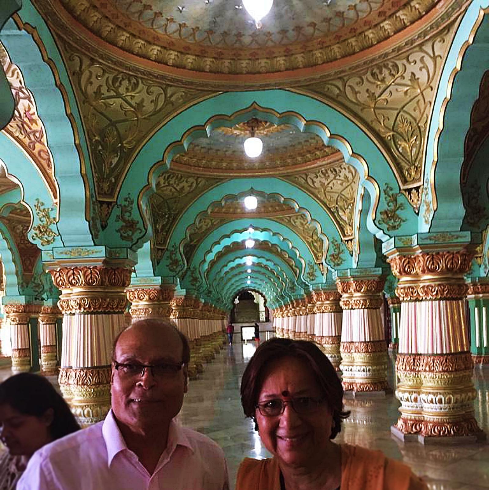 Mysore Palace Visit