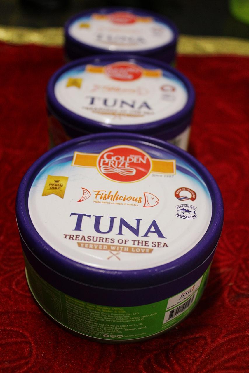 Golden Prize Tuna