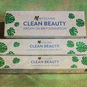 Clean Beauty MyGlamm