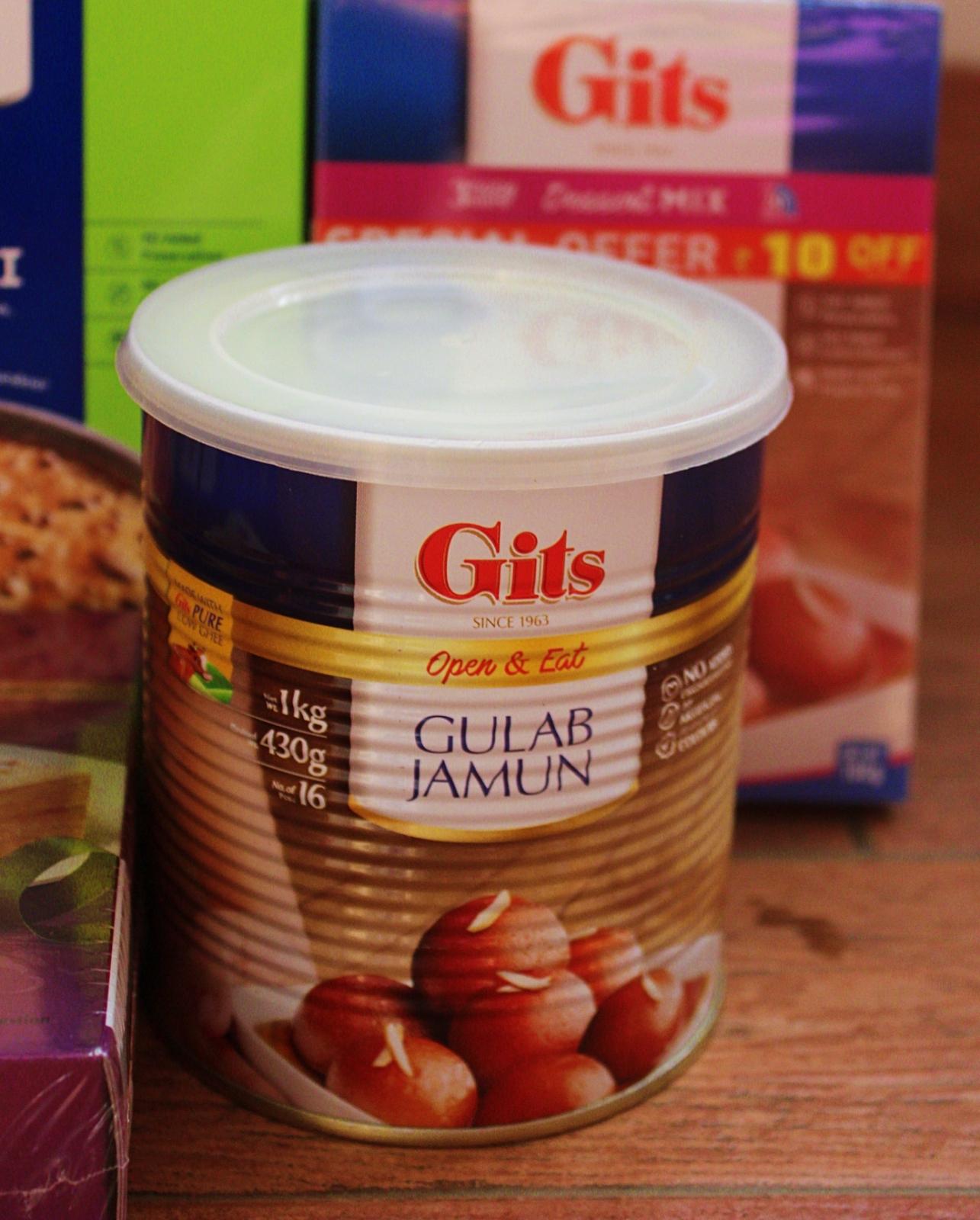 Gits Gulab Jamun