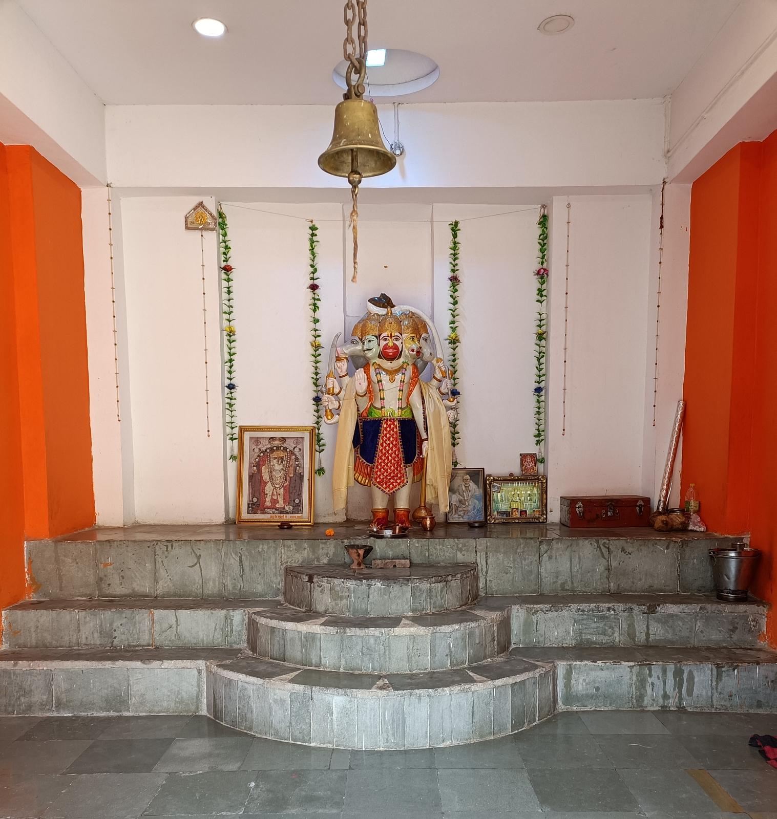 Footi Kothi Ground Floor Temple
