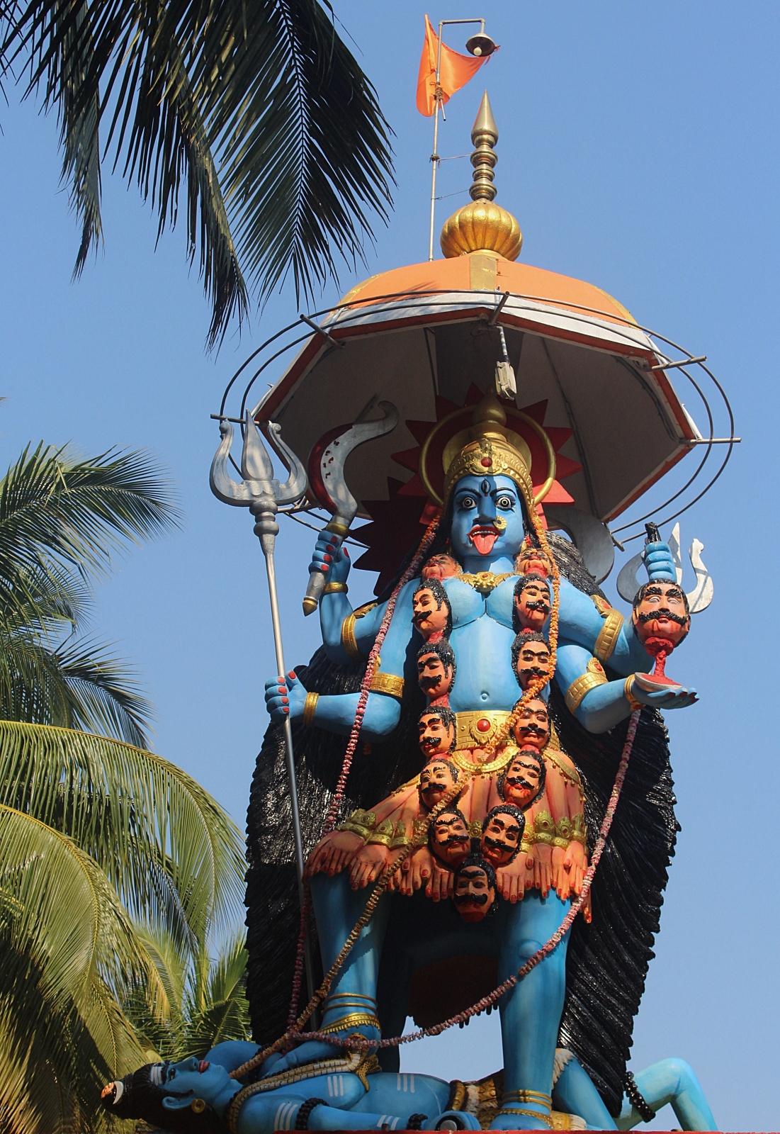 Kali Mata Temple Karwar