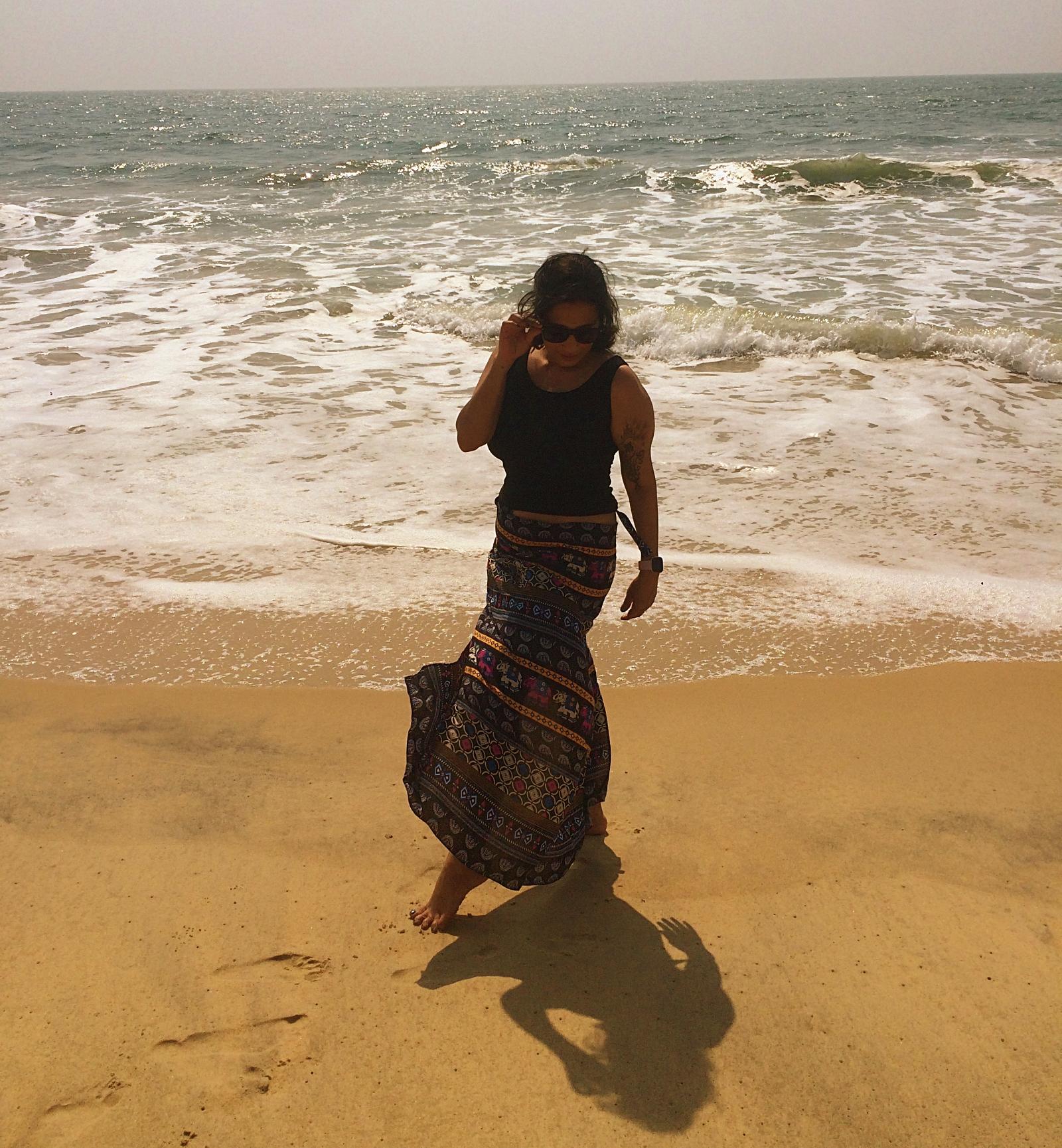 Veidehi Gite Honavar Blue Flag Beach