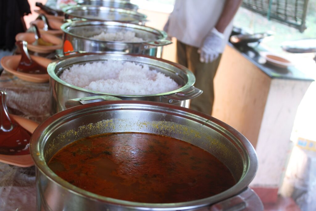 Bhagavathi Nature Camp Food